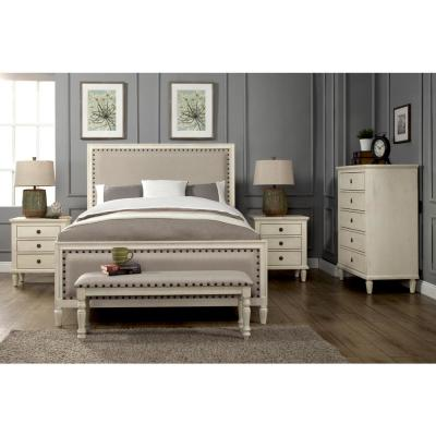 Modern - Wood - White - Bedroom Sets - Bedroom Furniture ...