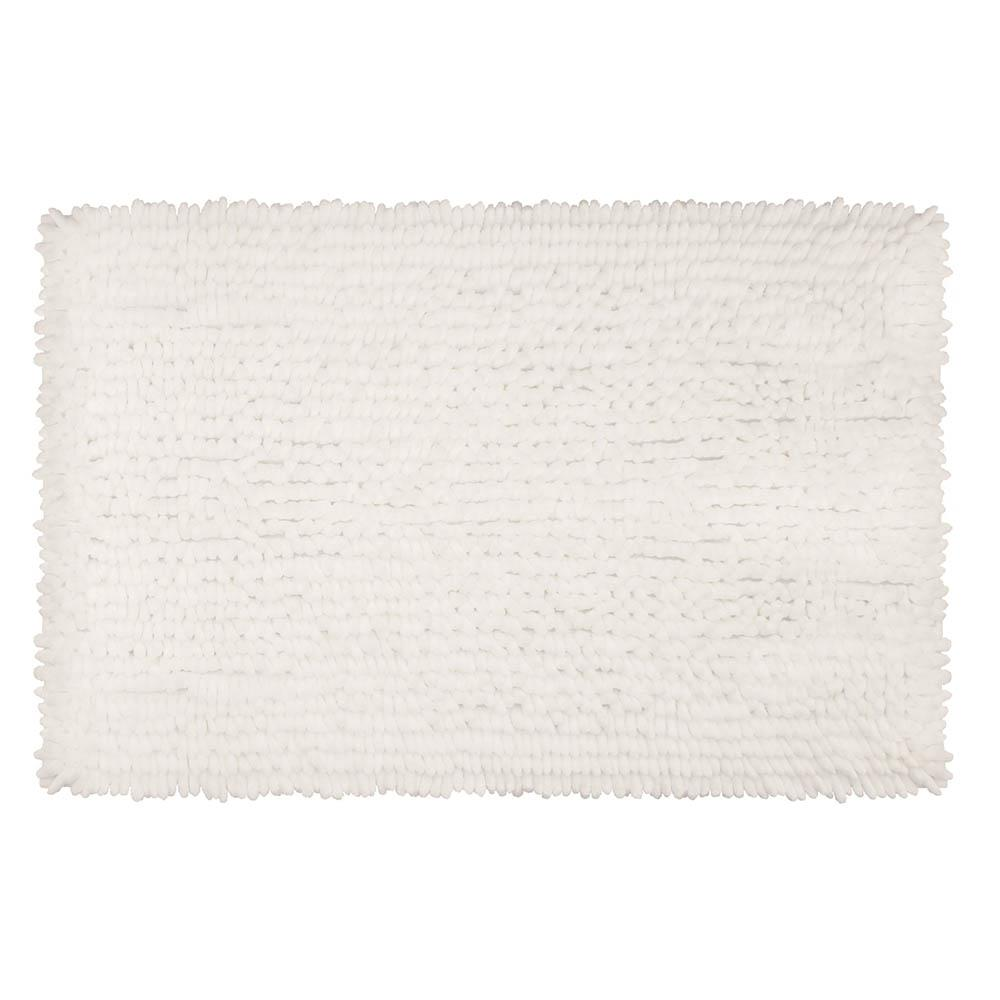 Mega Butter Chenille 27 in. x 45 in. Bath Mat in