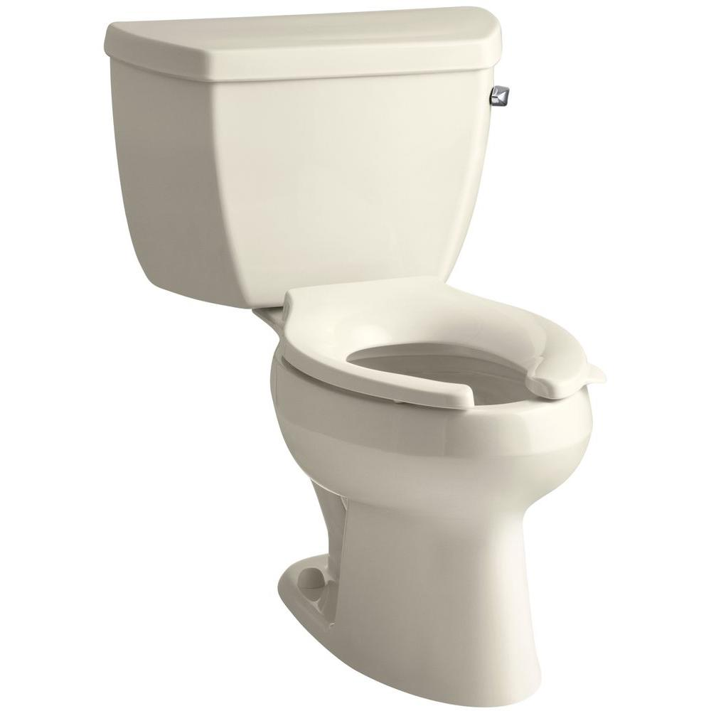 Kohler Wellworth Classic 2 Piece 1 6 Gpf Single Flush