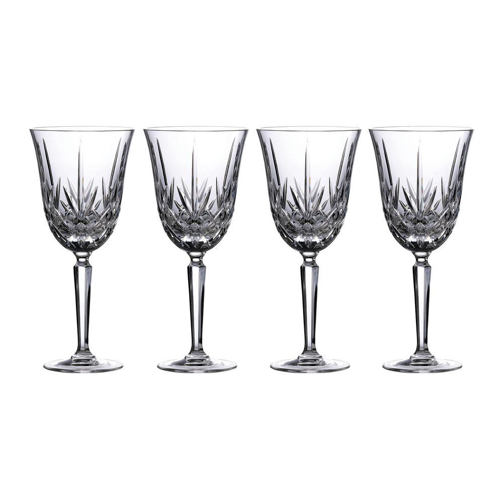 Maxwell 11 oz. Goblet Glass Set (Set of 4)