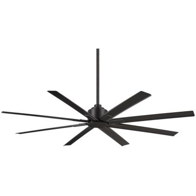 Xtreme H2O 65 in. Indoor/Outdoor Coal Ceiling Fan with Remote Control
