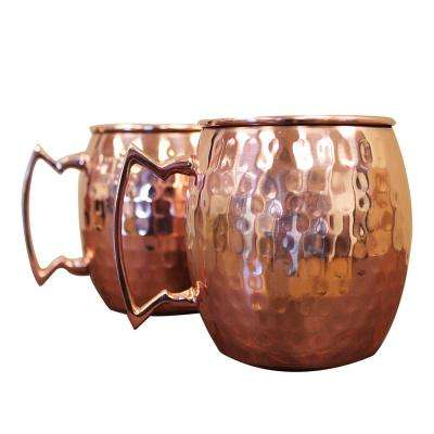 Moscow Mule Mugs (Set of 2)