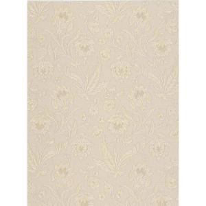 56.4 sq. ft. Torcello Beige Floral Wallpaper
