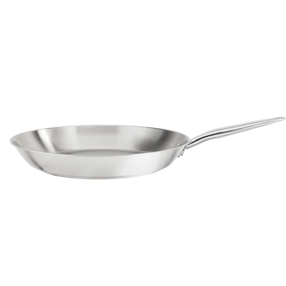 T-Fal 12 in. Ultimate Stainless Steel Fry Pan
