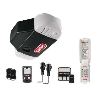StealthDrive 1-1/4 HP Belt Drive Garage Door Opener with Battery Back-Up and Aladdin Connect