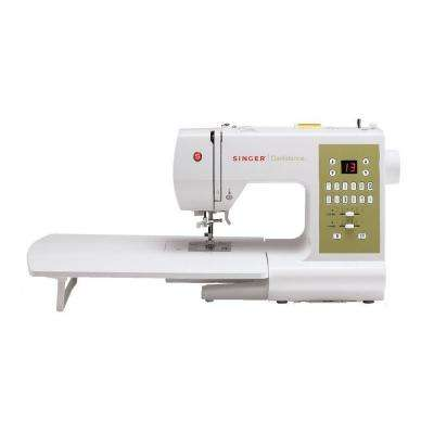 Confidence 98-Stitch Sewing Machine