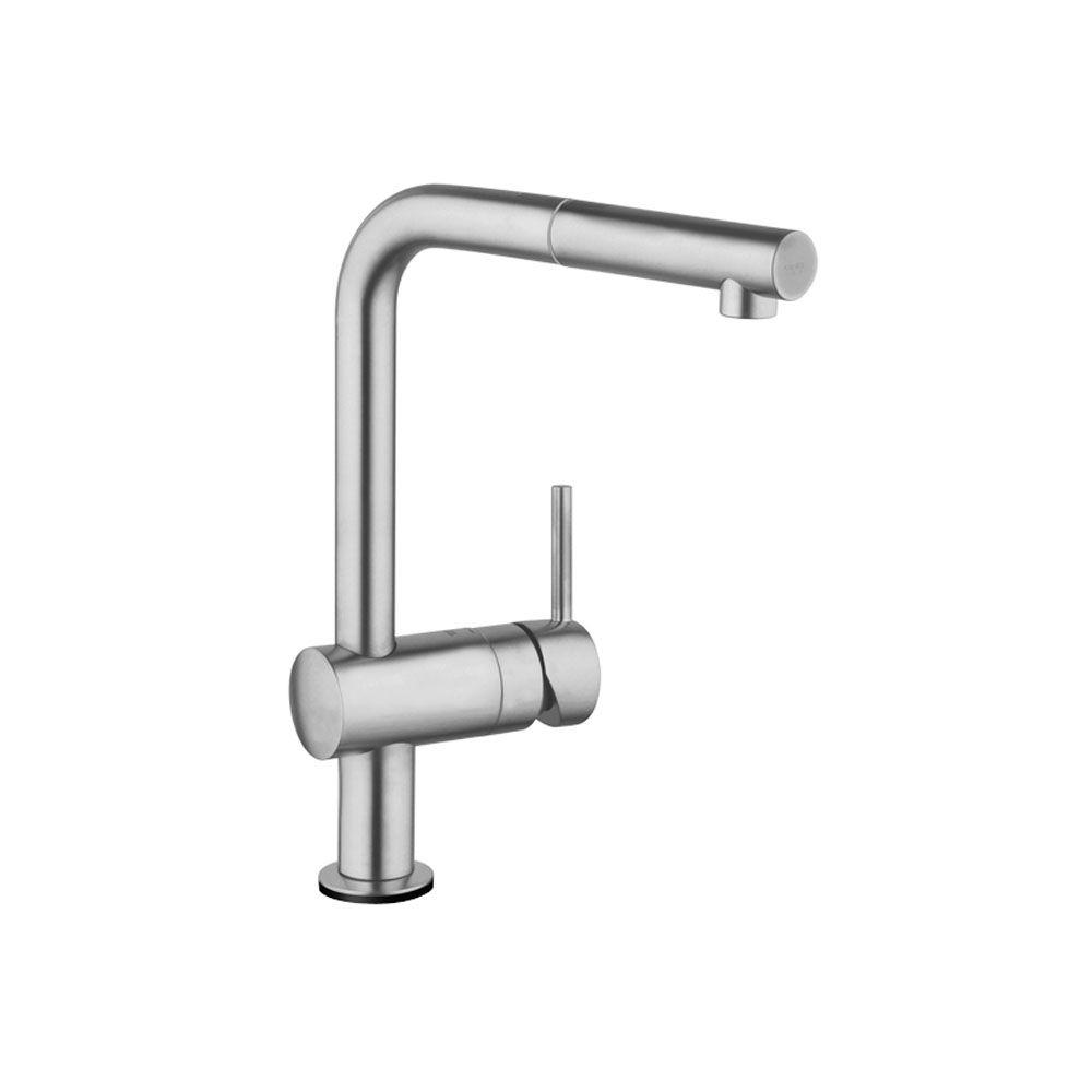 GROHE Minta Touch Single-Handle Pull-Down Sprayer Kitchen Faucet ...