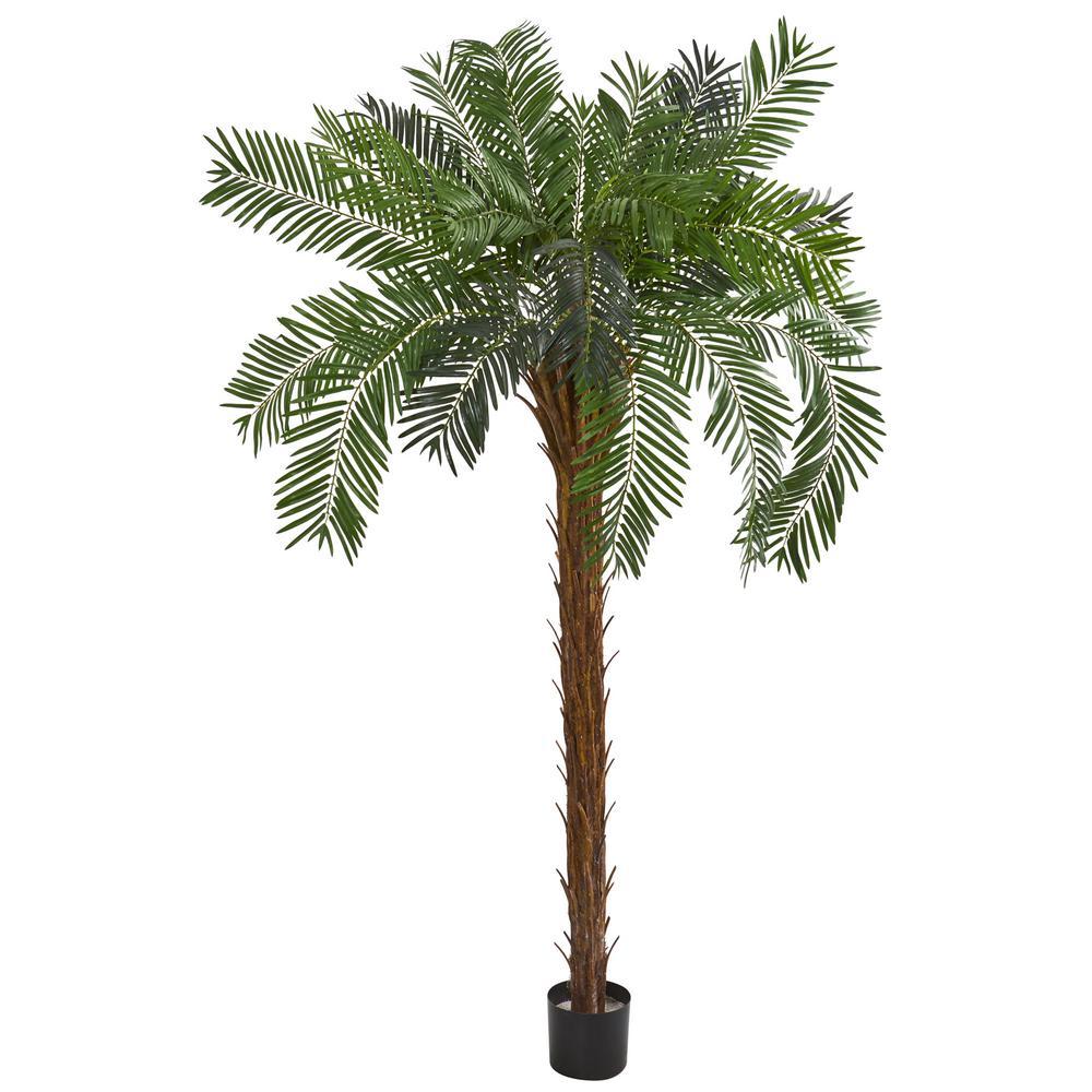 Indoor 7 in. Cycas Palm Artificial Tree