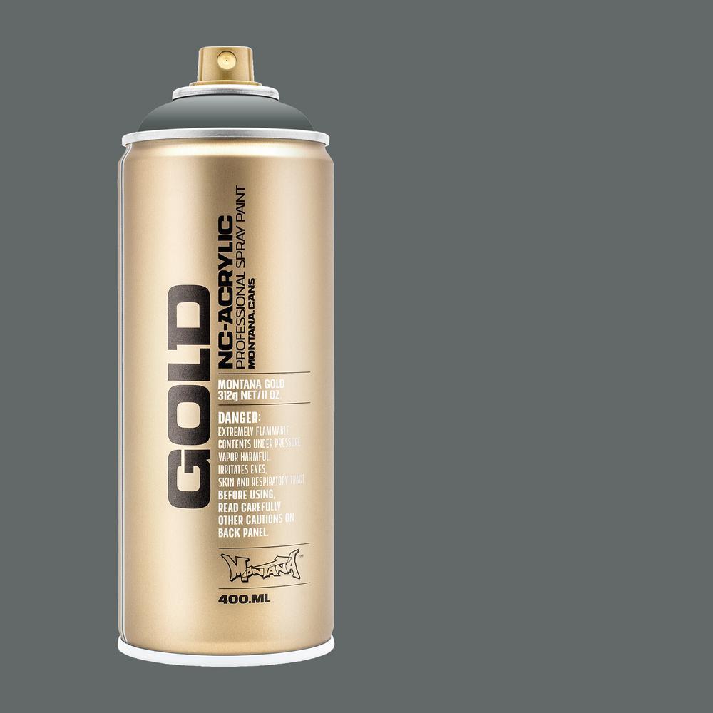 13 oz. GOLD Gravel Spray Paint