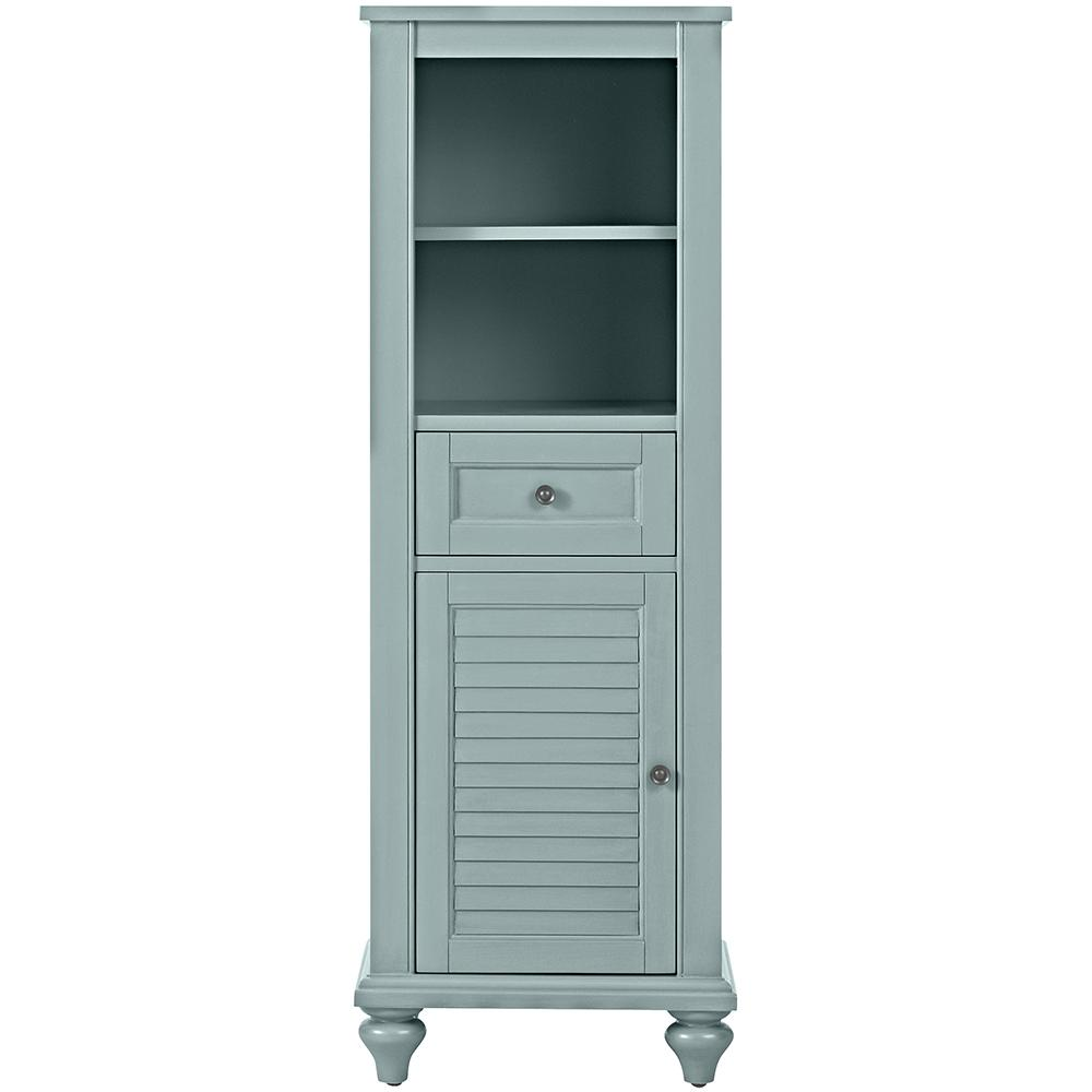 Blue - Bathroom Cabinets & Storage - Bath - The Home Depot