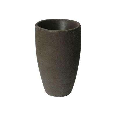 Athena 28.5 in. x 17.5 in. Brown Self-Watering Plastic Planter