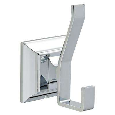 Lynwood Double Towel Hook in Chrome
