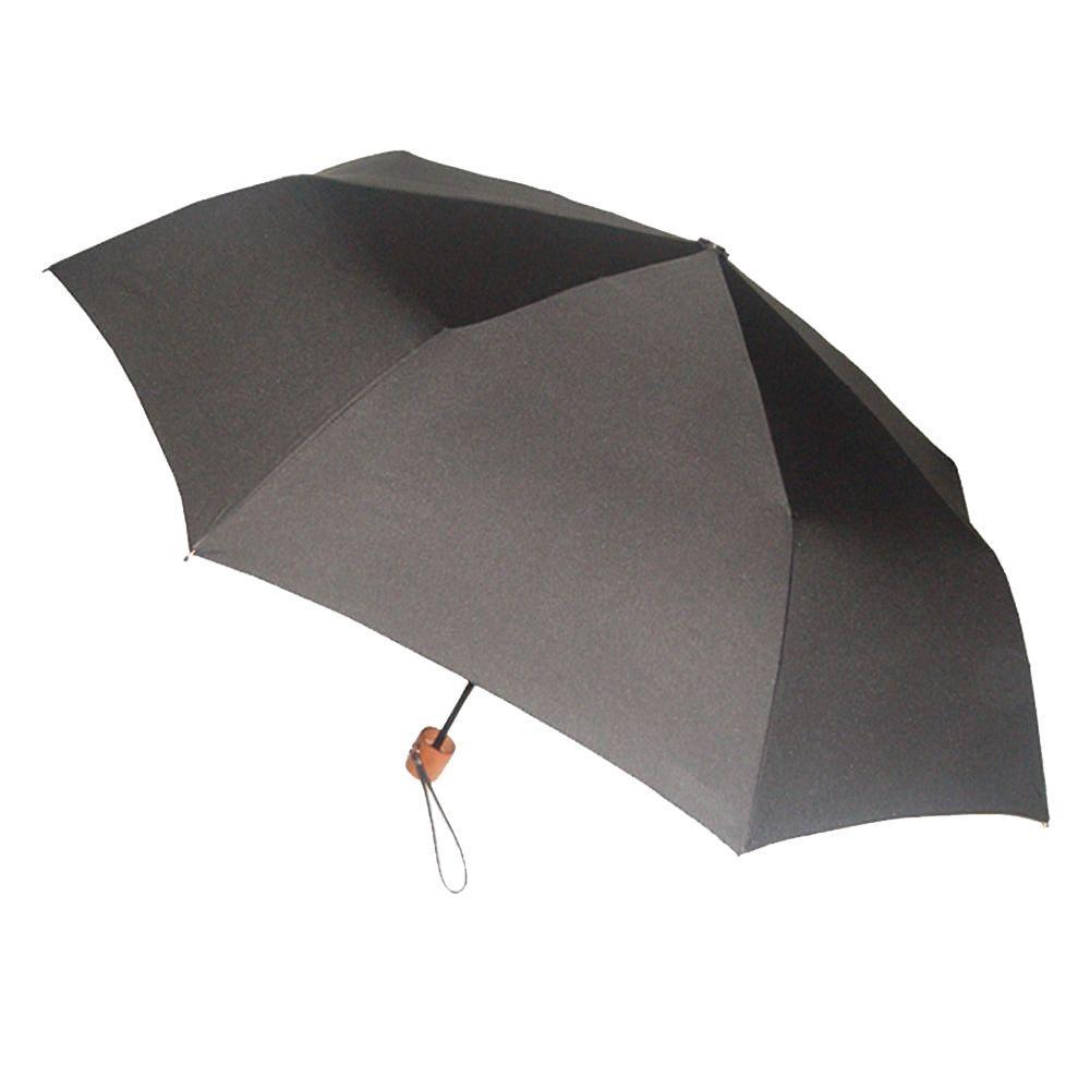 44 in. Arc Mini Umbrella in Black