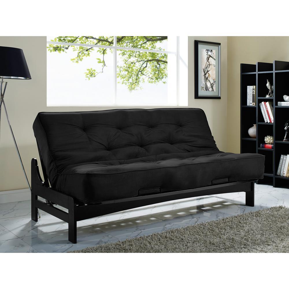 inter   301741549 simmons new york black futon si ex nyc wg 1k   the home depot  rh   homedepot