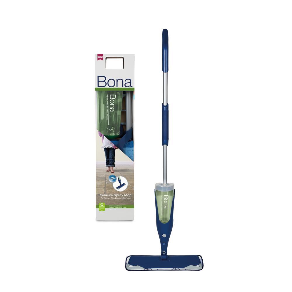 Stone, Tile and Laminate Floor Microfiber Premium Spray Mop