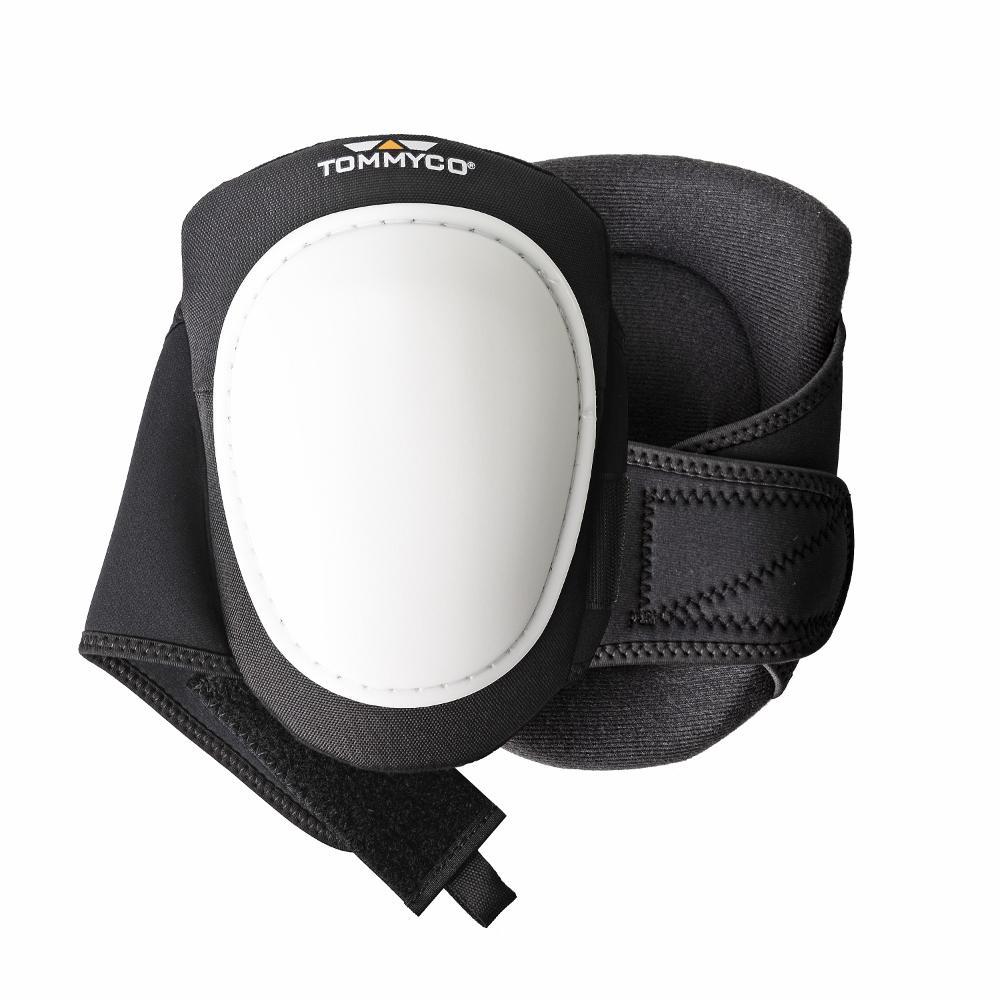 95200 Bucket Boss GelDome Soft Shell Knee Pads in White