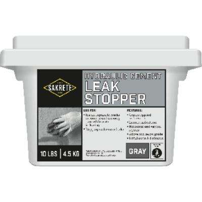 10 lb. Leak Stopper Cement Concrete Mix
