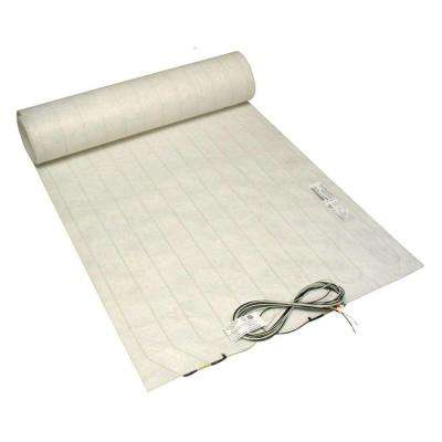 10 ft. x 18 in. 120-Volt Floor Heating Mat (Covers 15 sq. ft.)