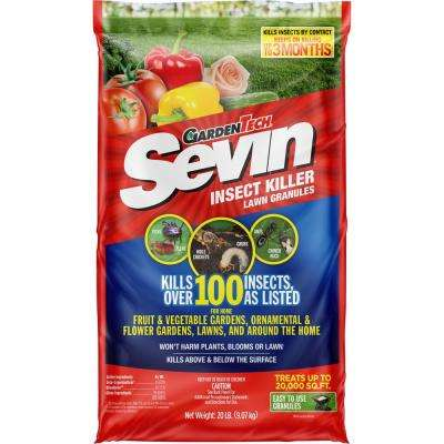 20 lbs. Garden Insect Granules Killer