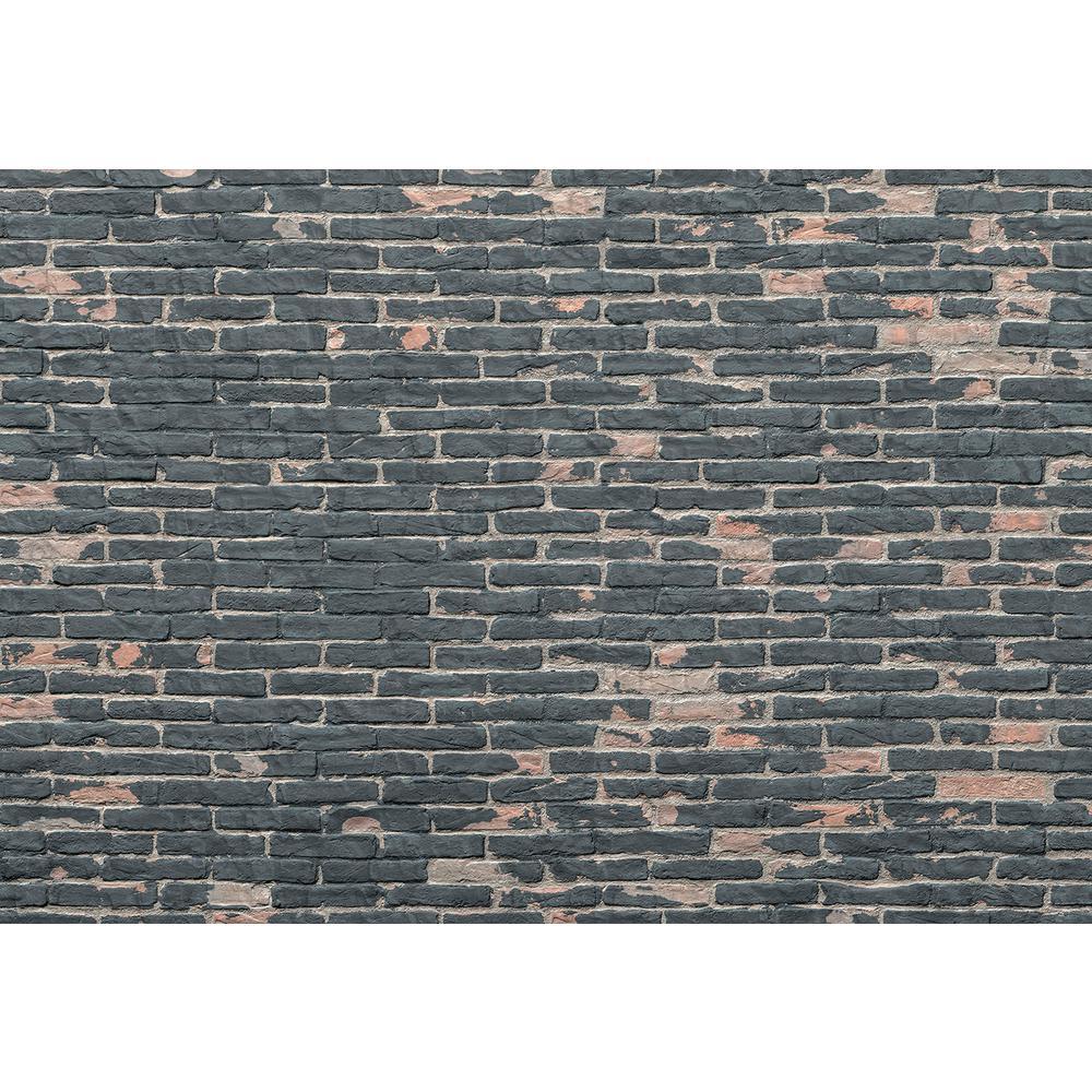 Painted Bricks Wall Mural