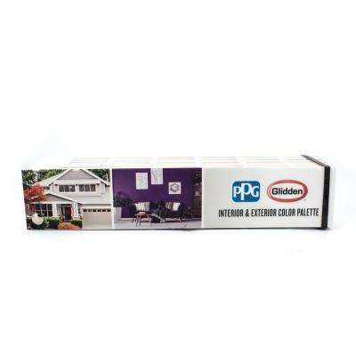 """2"""" x 11"""" PPG/Glidden Interior and Exterior 1,100+ Color Palette"""