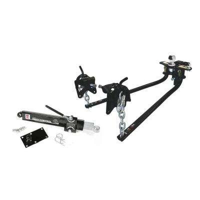 Eaz-Lift Bent Bar Weight Distribution Hitch With Sway Control - 800 Lb.
