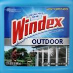 Outdoor Glass Cleaner. +6