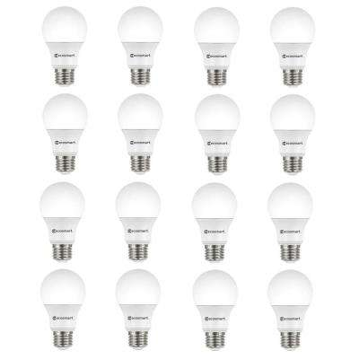 100-Watt Equivalent A19 Non-Dimmable LED Light Bulb Daylight (16-Pack)