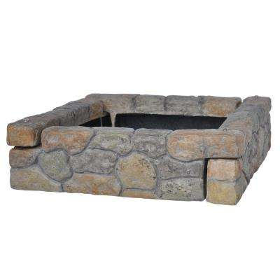 1.9 ft. Light Stone Composite Edger's (4-Set)