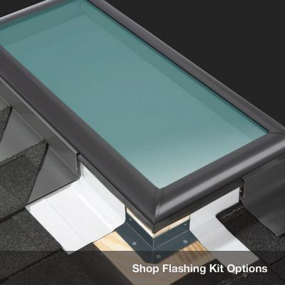 Skylights and Roof Windows Flashing Kits