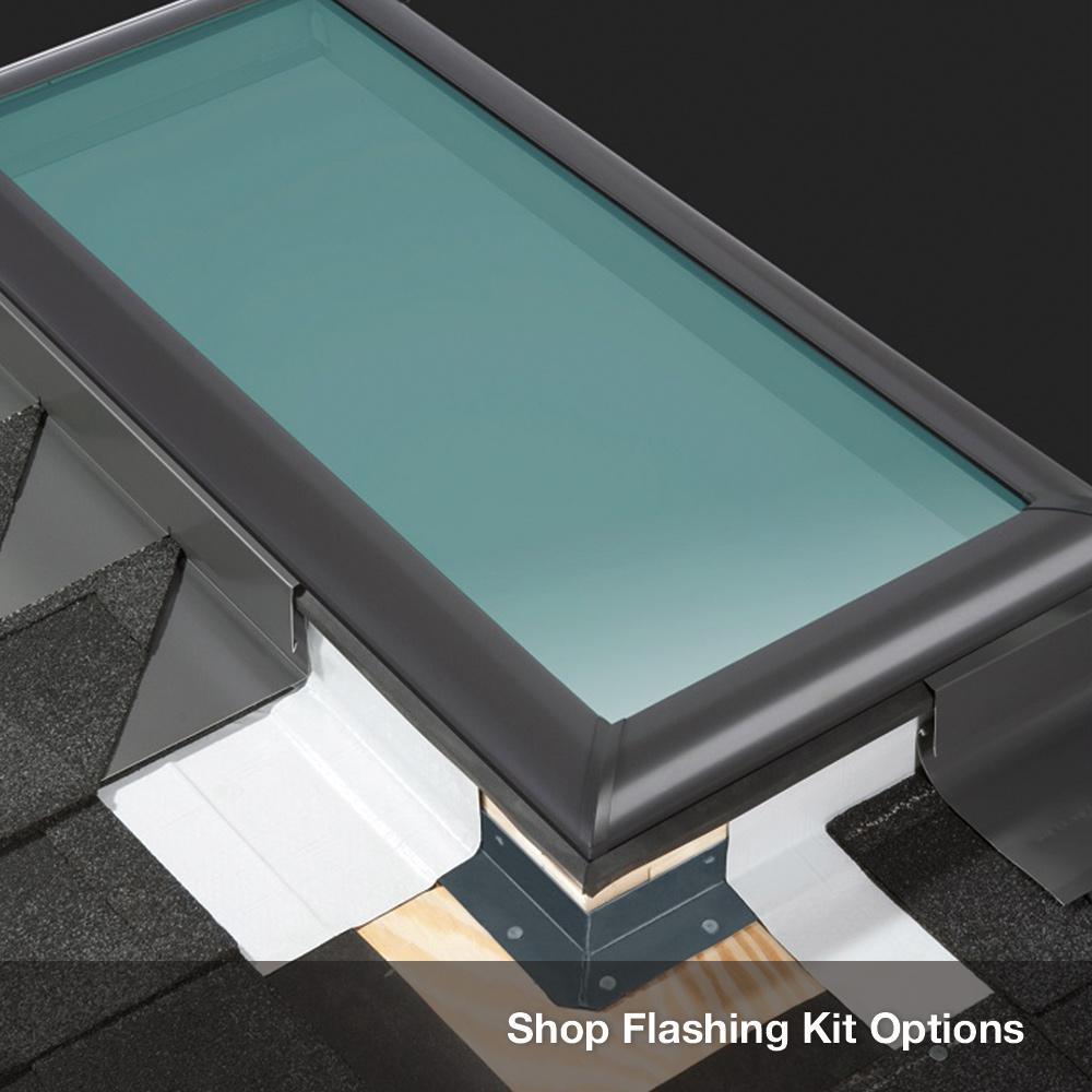 Skylights and Roof Windows Flashing Kits