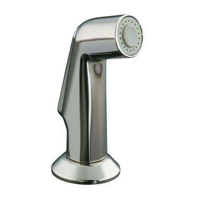 Kitchen Faucet Sidesprayer in Chrome