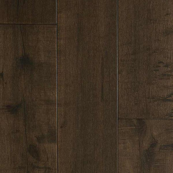 Maple Hermosa 3/8 in. T x 6-1/2 in. W x Varying Length Click Lock Engineered Hardwood Flooring (945.6 sq. ft. / pallet)