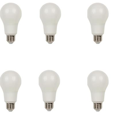 75W Equivalent Daylight Omni A21 Dimmable LED Light Bulb (6-Pack)