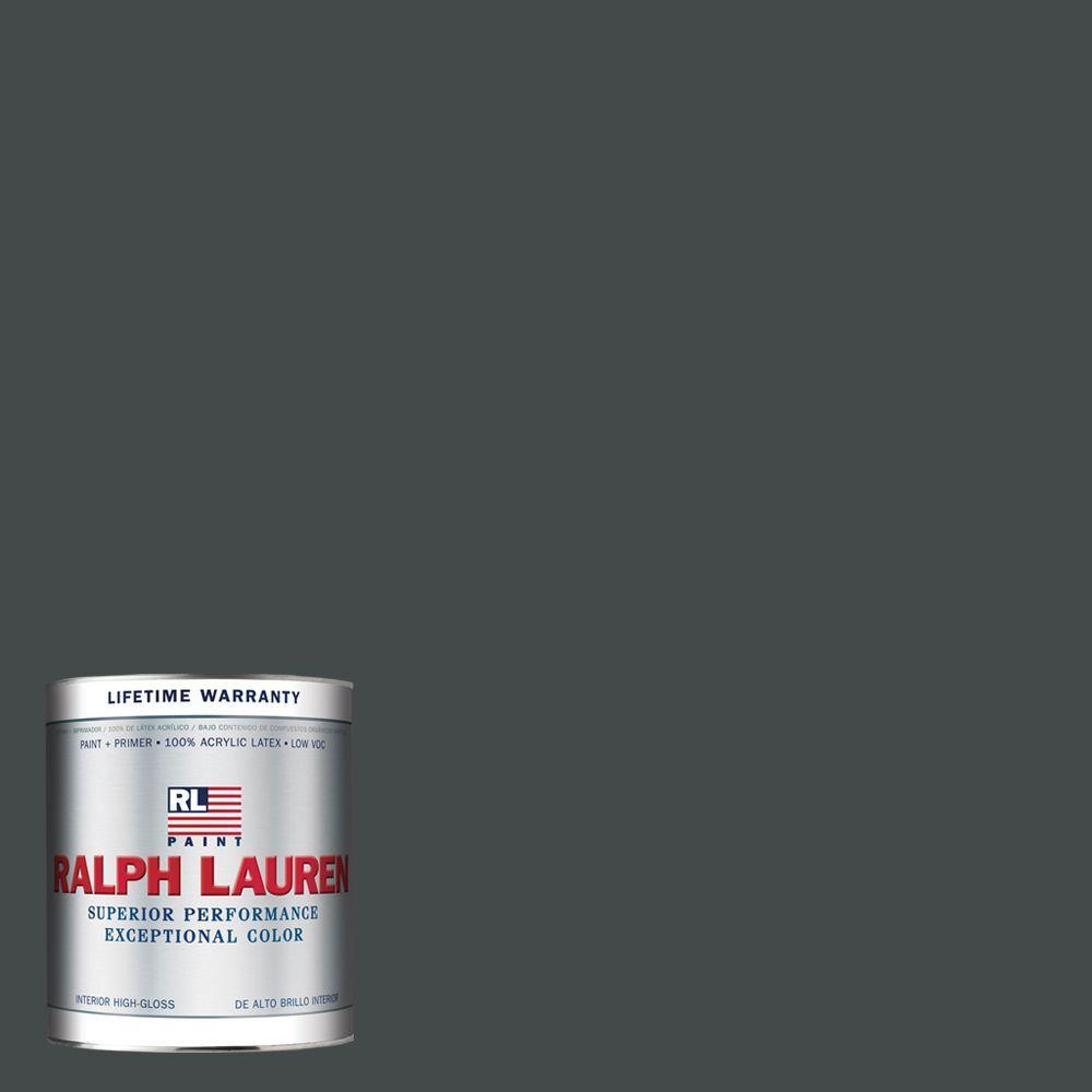Ralph Lauren 1-qt. Vulcanite Hi-Gloss Interior Paint
