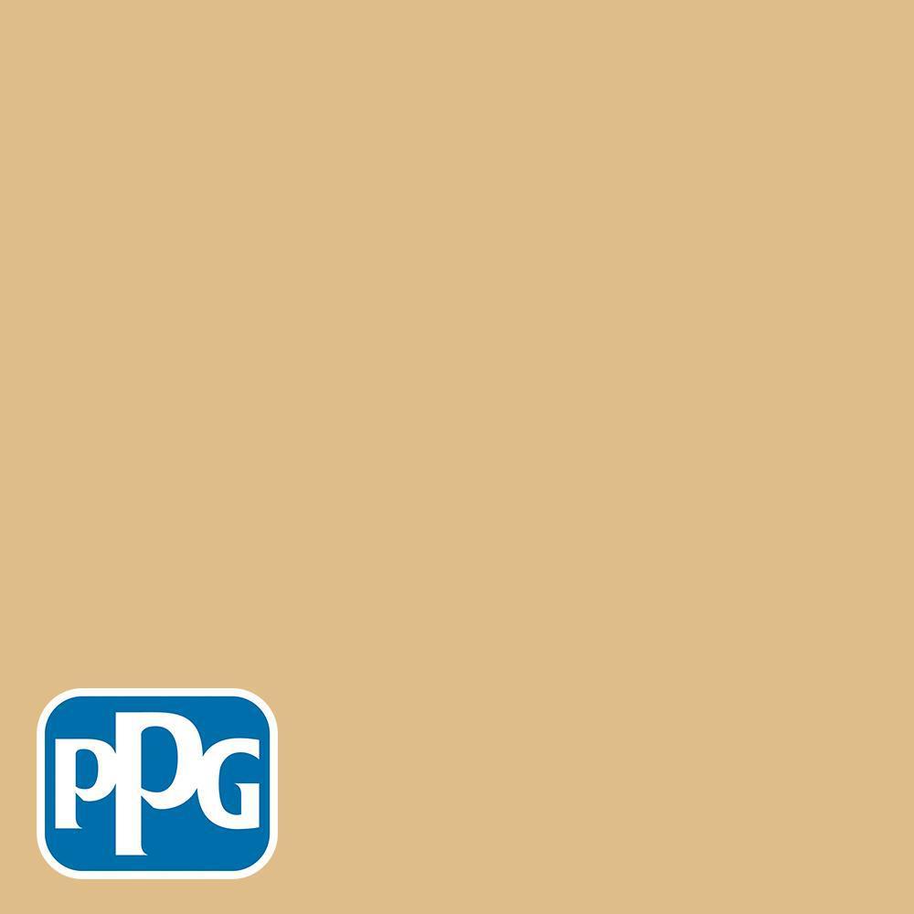Ppg Diamond 1 Gal Hdgy38u Flaxen Hair Eggshell Interior Paint With