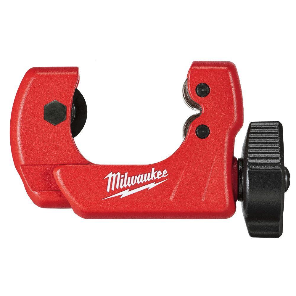 Milwaukee 1 in. Mini Copper Tubing Cutter