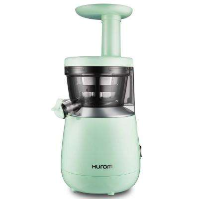 HP Slow Juicer in Mint