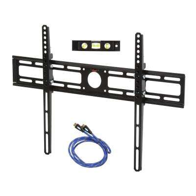 32 in. to 70 in. LCD/LED TV Mounting Kit with Lock/Tilt in Black