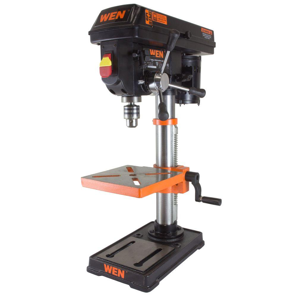 Weigh-Tronix 10 in. Drill Press with Laser