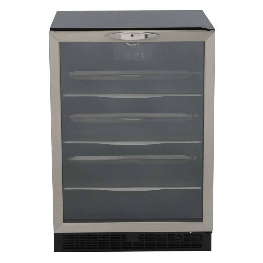 Danby Silhouette 112-Can Built-In Beverage Center