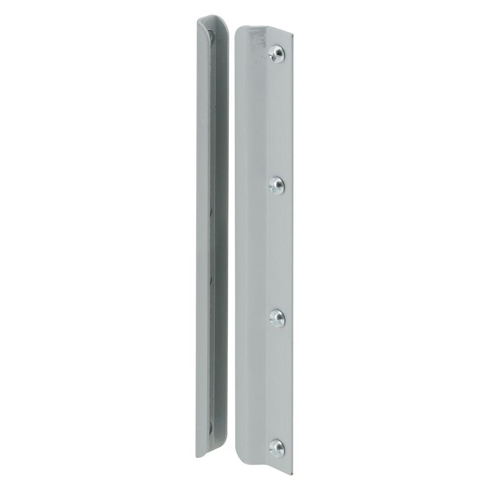 Delightful Gray In Swinging Latch Guard