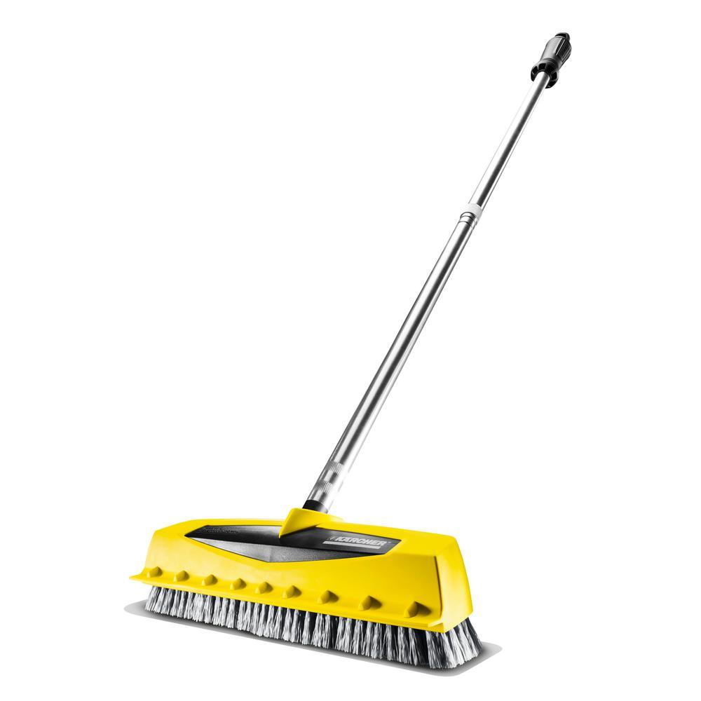 Karcher Power Scrubber Water Broom Ps40 Powerscrubber The Home Depot