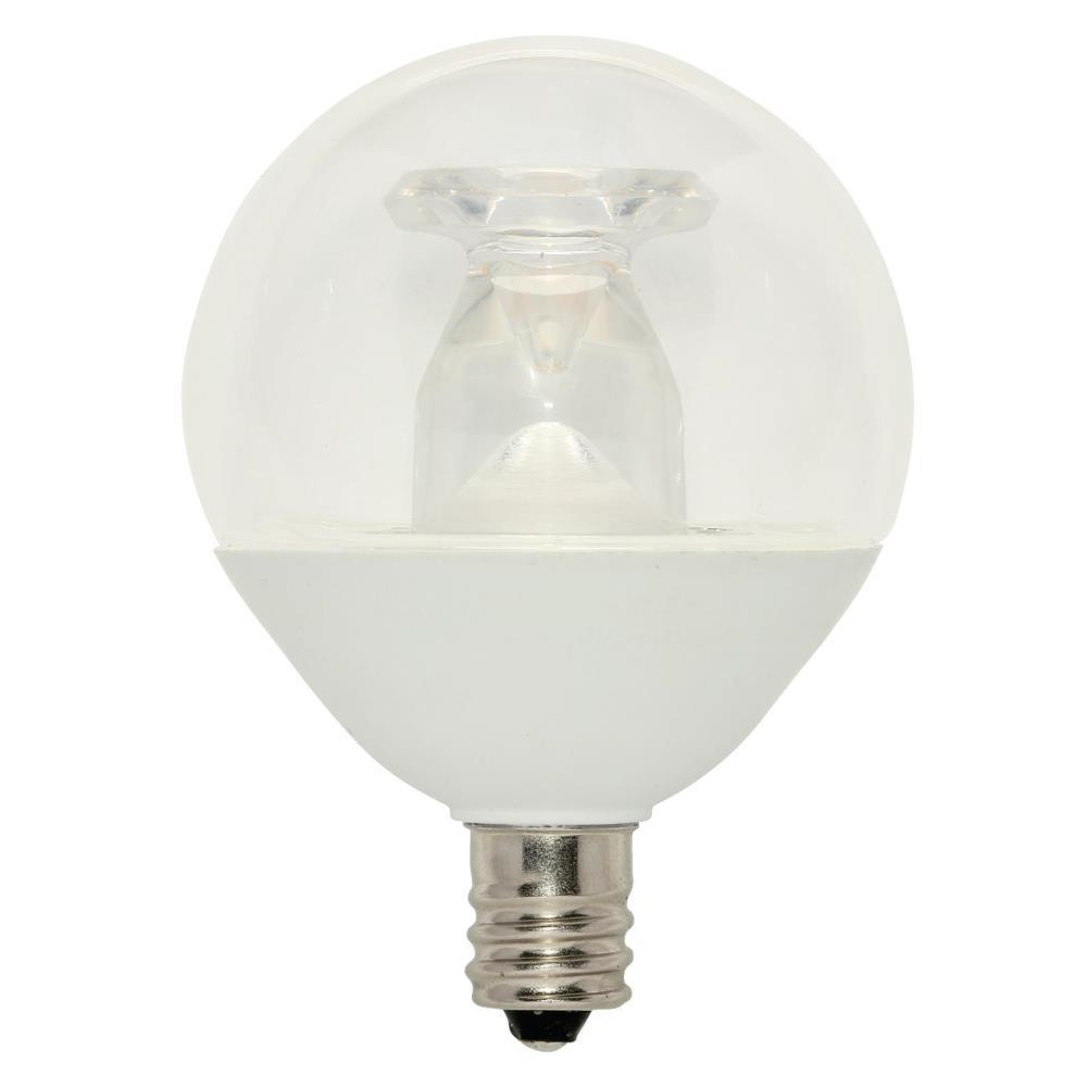 Westinghouse 60W Equivalent Soft White G16.5 Dimmable LED
