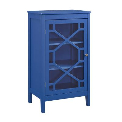 Tracy Blue Small Cabinet