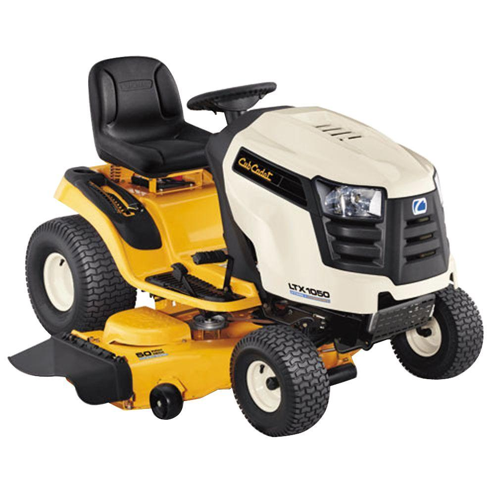 Cub Cadet 50 in. 24 HP Twin Kohler Courage Hydrostatic Riding Mower