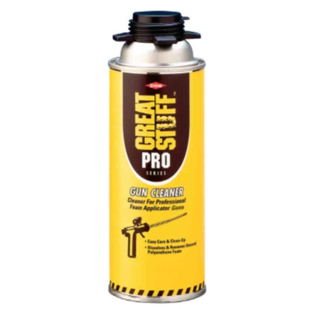 Great Stuff Pro 12 Oz Gun Cleaner 259205 The Home Depot