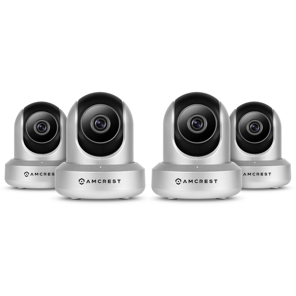 HDSeries 720p Wi-Fi Wireless IP Security Surveillance Camera System with HD