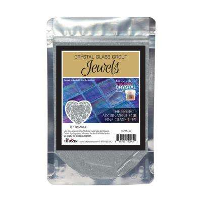 Crystal Glass Jewels Tourmaline Additive