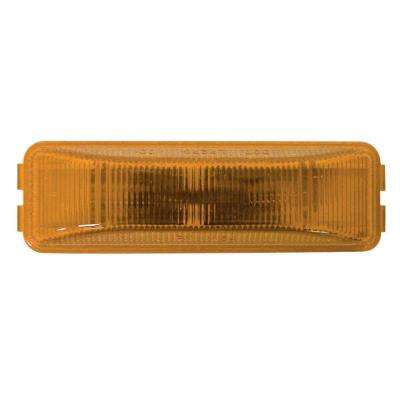 Clearance/Side Marker Light in Amber